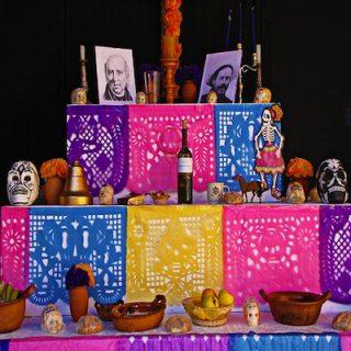 Altares De Muertos Las Ficheras